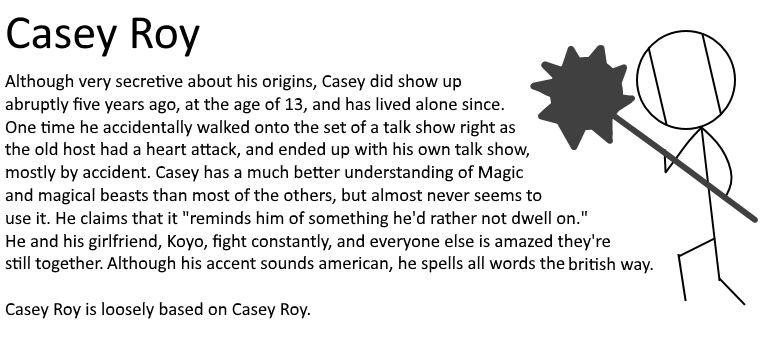 Casey Roy